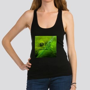 Be The Serpent Racerback Tank Top